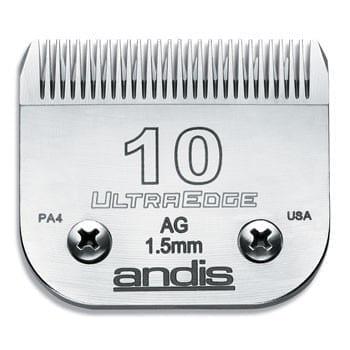 Andis Scheerkop Ultra Edge Size 10 (1.5 mm.)