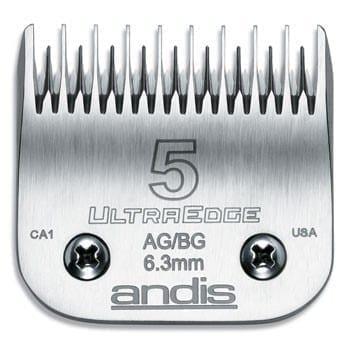 Andis Scheerkop Ultra Edge Size 5 (6mm.)