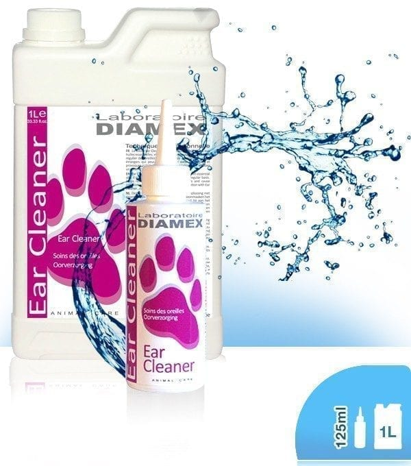 Diamex Ear Cleaner 1 l