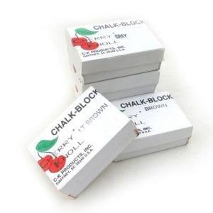 Cherry Knoll Chalk Block grijs ( 2 stuks)