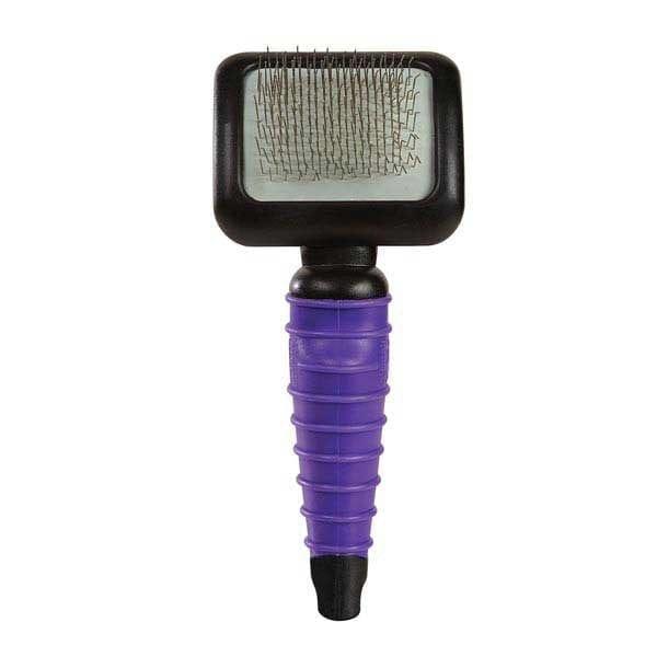 MGT Ergonomic Slicker Brush Small Lila