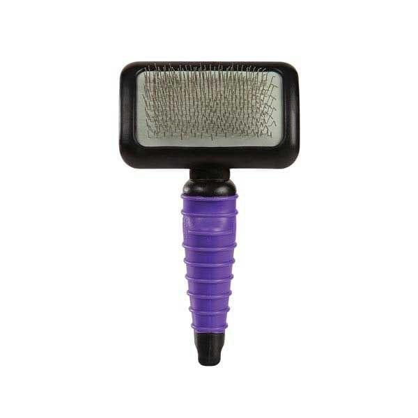 MGT Ergonomic Slicker Brush Medium Lila