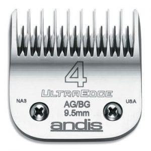 Andis Scheerkop Ultra Edge Size 4 (9 mm.)