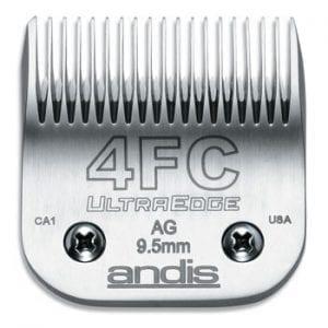 Andis Scheerkop Ultra Edge Size 4F (9mm.)