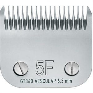 Scheerkop Aesculap Snap On Size 5F (6,3 mm.)