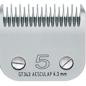Scheerkop Aesculap Snap On Size 5 (6,3 mm.)