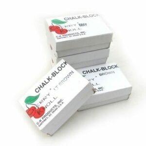 Cherry Knoll Chalk Block roodbruin ( 2 stuks)