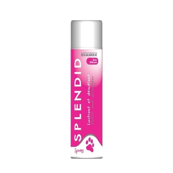 Diamex Spray Splended 400 ml. Coat Cond.