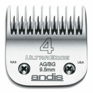Andis Scheerkop Ultra Edge Size 4 (9 mm.)