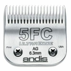 Andis Scheerkop Ultra Edge Size 5F (6mm.)