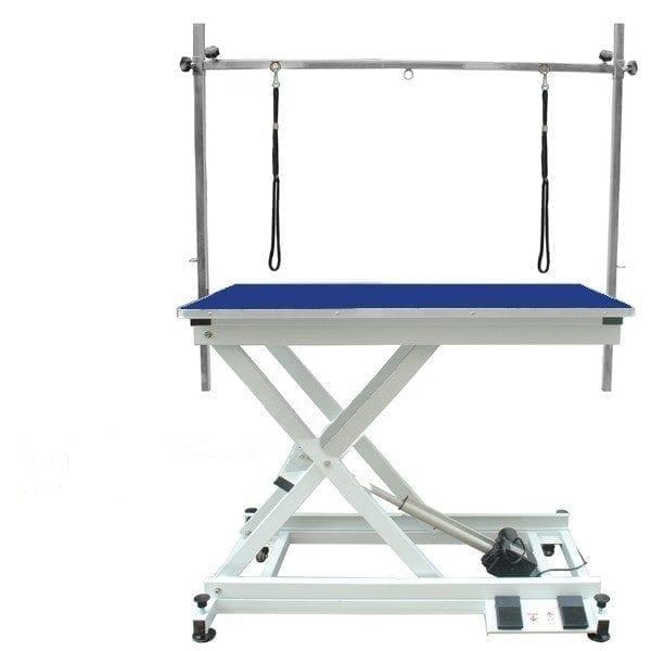 Elektrische Trimtafel DG Blauw Extra Laag