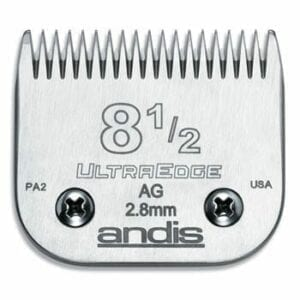 Andis Scheerkop Ultra Edge Size 8 1/2 (2.8 mm.)