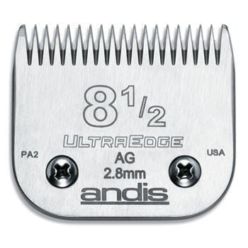 Andis Scheerkop Ultra Edge Size 8 1/2 (2.8 mm.)