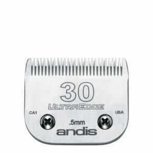 Andis Scheerk. Size 30 (1/4 mm.)