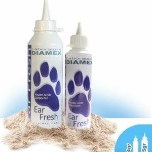 Diamex Oorpoeder Ear Fresh 85 gr.