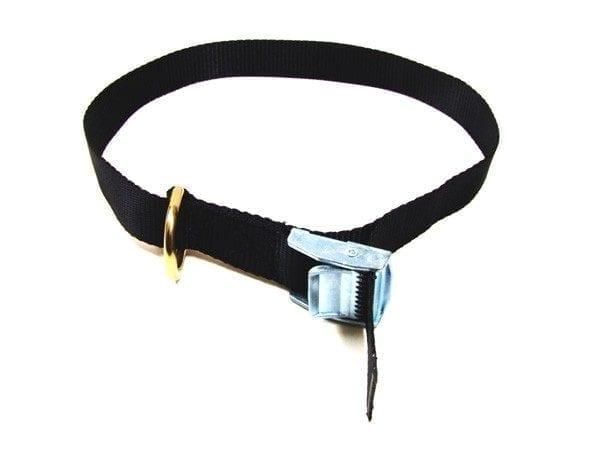 Riemset Zwaar - Halsband