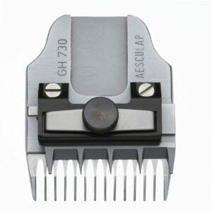 Aesculap Scheerkop 0.5mm. kop/poten GH 730