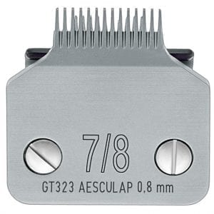 Aesculap Snap On Scheerkop 0,8 mm Size 7/8 Type A5 GT323