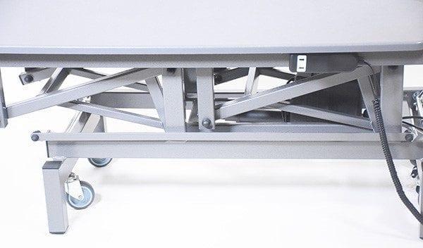 Elektrische Trimtafel met wielen Supra 110 x 60