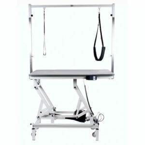 Elektrische trimtafel King Size 123 x 68