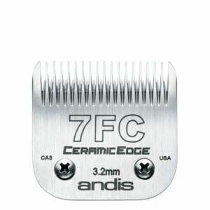 Andis Scheerk. Size 4F Ceramic (9mm.) (Type A5)