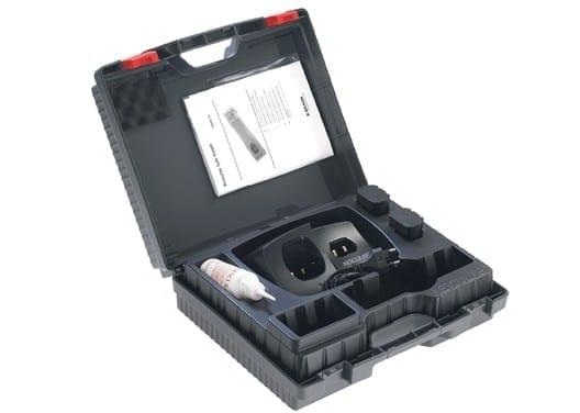 Uitbreidingsset voor Hibrid - 2x Accu - Lader - Koffer